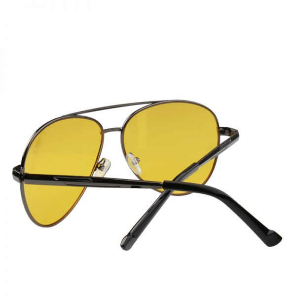 Bestselling Innovative Pro Acme Aviation Night Vision glasses Driving Yellow Lens Classic Anti Glare Vision Driver Safety glasses For Men 2
