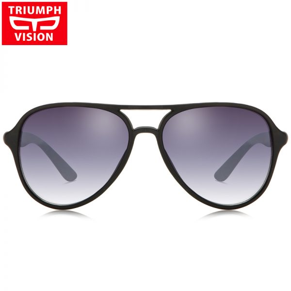 TRIUMPH VISION Black Aviator 2
