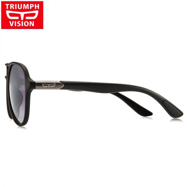 TRIUMPH VISION Black Aviator 3