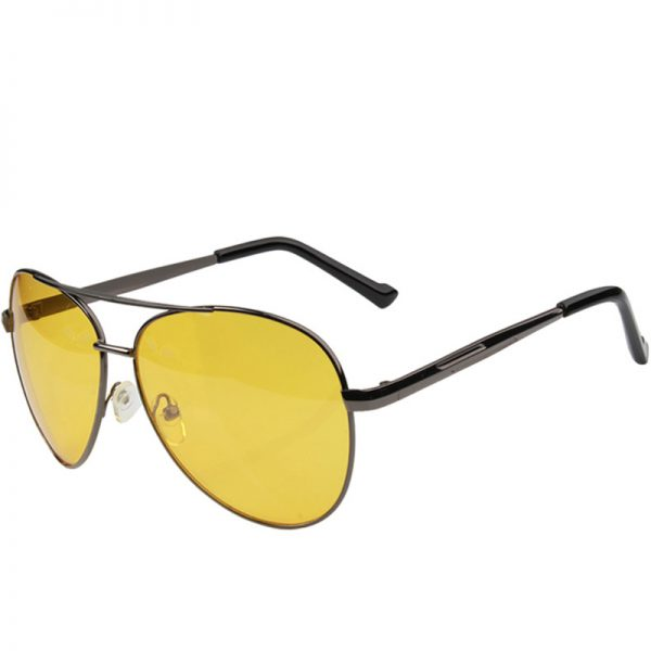 Bestselling Innovative Pro Acme Aviation Night Vision glasses Driving Yellow Lens Classic Anti Glare Vision Driver Safety glasses For Men 3