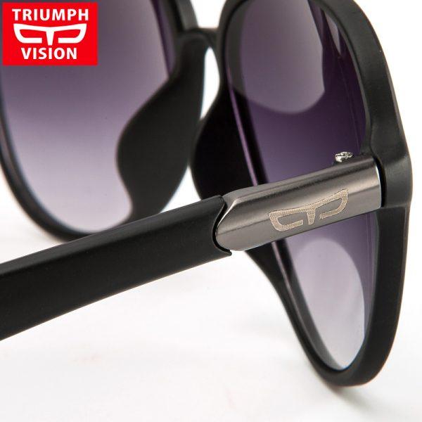 TRIUMPH VISION Black Aviator 4