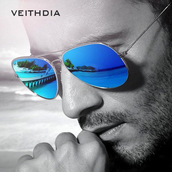 Alpha Male Polarized Sunglasses