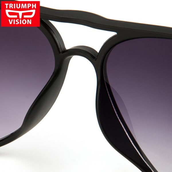 TRIUMPH VISION Black Aviator 5